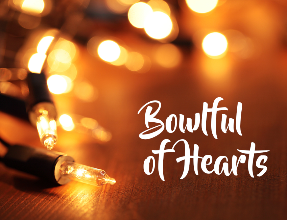 Bowlful of Heart Holiday Drive Launch