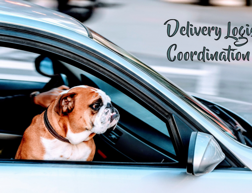 FILLED! Delivery Logistics Coordinator