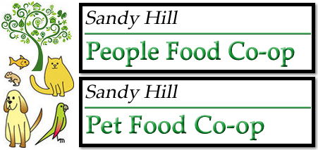 Sandy Hill Pet Food Co-Op